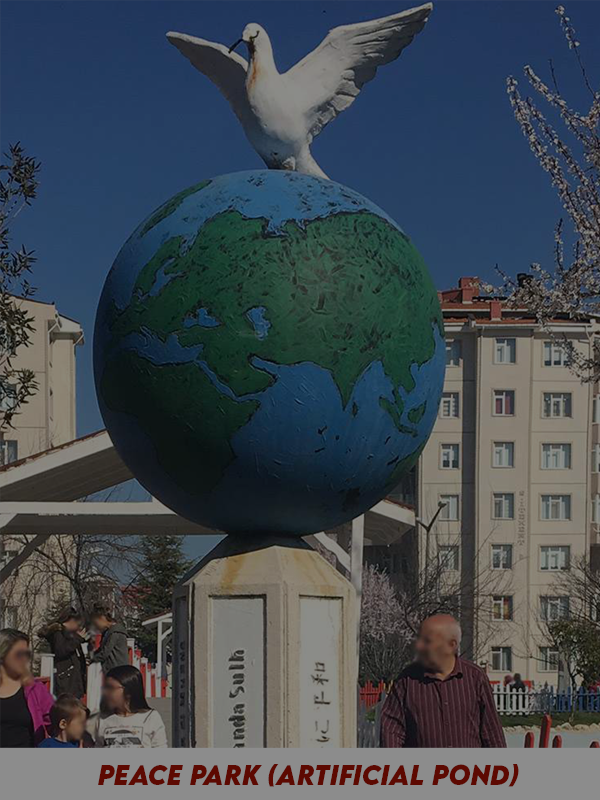 Barış Parkı (Suni Gölet)