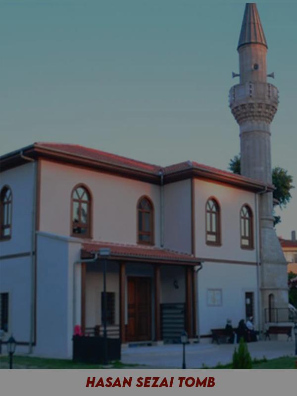 Hasan Sezai Türbesi