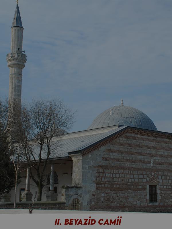 II. Beyazid Camii
