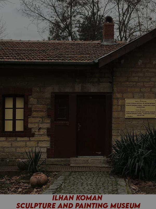 İlhan Koman Heykel ve Resim Müzesi