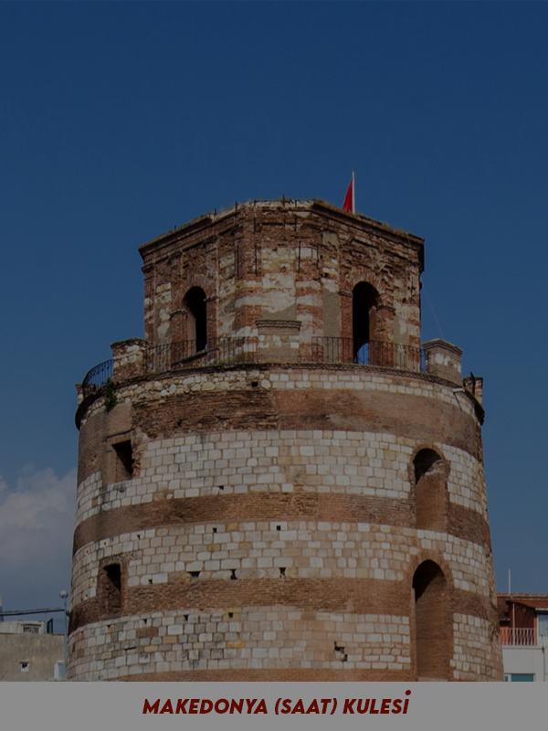 Makedonya (Saat) Kulesi