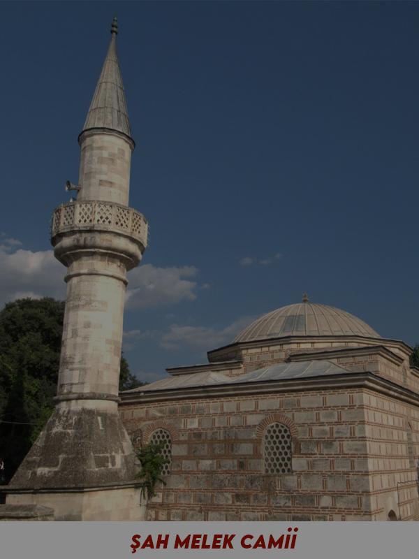 Şah Melek Camii