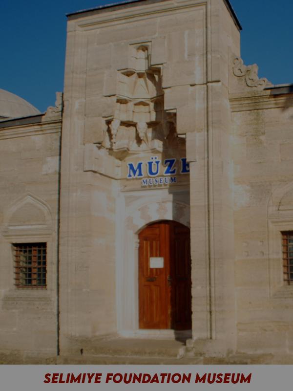 Selimiye Vakıf Müzesi
